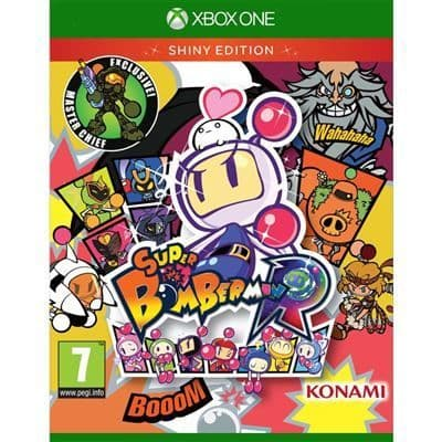 Supper Bomberman R