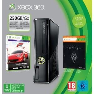Xbox 360 SLim Forza Motorsport