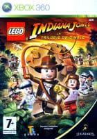 Jaquette du jeu Lego Indiana Jones : La Trilogie Originale