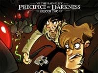 Jaquette du jeu Penny Arcade Adventures : On the Rain-Slick Precipice of Darkness Episode Two