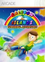 Jaquette du jeu Rainbow Islands Towering Adventure !