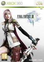 Jaquette du jeu Final Fantasy XIII