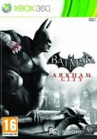Jaquette du jeu Batman Arkham City