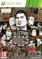 Jaquette du jeu Sleeping Dogs