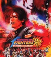 Jaquette du jeu The King of Fighters '98 : Ultimate Match