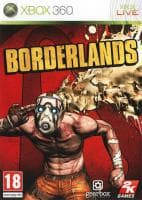Jaquette du jeu Borderlands