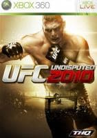 Jaquette du jeu UFC 2010 Undisputed