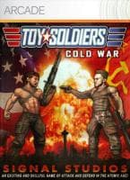 Jaquette du jeu Toy Soldiers : Cold War