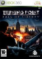 Jaquette du jeu Turning Point : Fall Of Liberty