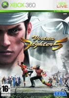 Jaquette du jeu Virtua Fighter 5