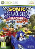 Jaquette du jeu Sonic & SEGA All Stars Racing