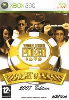 Jaquette du jeu World Series of Poker : Tournament of Champions 2007 Edition