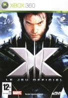 Jaquette du jeu X-Men : Le Jeu Officiel