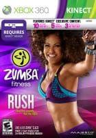 Jaquette du jeu Zumba Fitness Rush