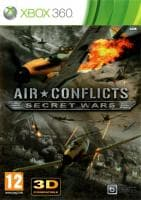 Jaquette du jeu Air Conflicts Secret Wars