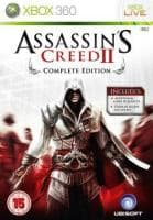 Jaquette du jeu Assassin's Creed II : Complete Edition