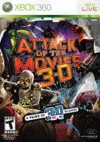 Jaquette du jeu Attack of the Movies 3D
