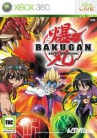 Jaquette du jeu Bakugan Battle Brawlers