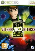 Jaquette du jeu Ben 10 : Alien Force : Vilgax Attacks