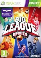 Jaquette du jeu Big League Sports