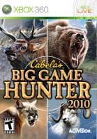 Jaquette du jeu Cabela's Big Game Hunter 2010