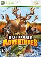 Jaquette du jeu Cabela's Outdoor Adventures