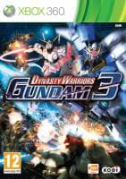Jaquette du jeu Dynasty Warriors : Gundam 3