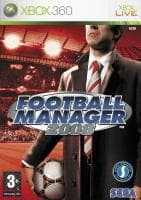 Jaquette du jeu Football Manager 2008