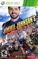 Jaquette du jeu Jimmie Johnson's Anything with an Engine