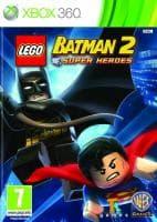 Jaquette du jeu LEGO Batman 2 : DC Super Heroes