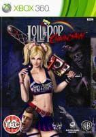 Jaquette du jeu Lollipop Chainsaw