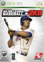 Jaquette du jeu Major League Baseball 2K8