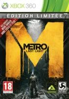 Jaquette du jeu Metro : Last Light
