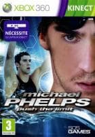 Jaquette du jeu Michael Phelps : Push the Limit