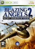 Jaquette du jeu Blazing Angels 2 : Secret Missions of WWII