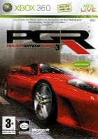 Jaquette du jeu Project Gotham Racing 3