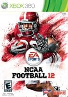 Jaquette du jeu NCAA Football 12