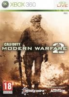 Jaquette du jeu Call of Duty : Modern Warfare 2