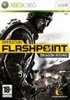 Jaquette du jeu Operation Flashpoint : Dragon Rising