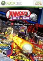 Jaquette du jeu Pinball Hall of Fame : The Williams Collection