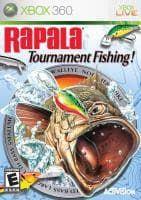 Jaquette du jeu Rapala Tournament Fishing