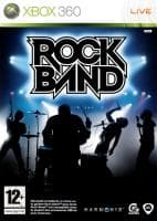 Jaquette du jeu Rock Band