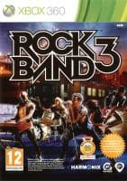 Jaquette du jeu Rock Band 3