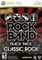Jaquette du jeu Rock Band : Classic Rock Track Pack