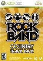 Jaquette du jeu Rock Band : Country Track Pack