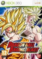 Jaquette du jeu Dragon Ball Raging Blast