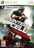 Jaquette du jeu Splinter Cell Conviction