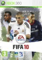 Jaquette du jeu Fifa 10