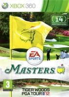 Jaquette du jeu Tiger Woods PGA Tour 12 : The Masters
