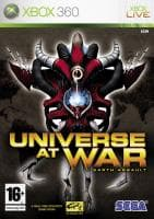 Jaquette du jeu Universe at War : Earth Assault